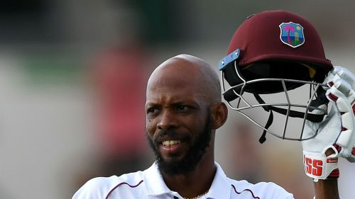 West Indies all-rounder Roston Chase