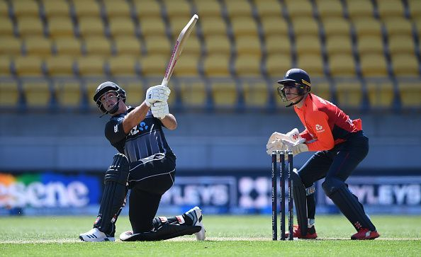 Colin de Grandhomme could prove to be a vital player in NZ
