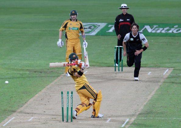 New Zealand v Australia - Twenty20 International