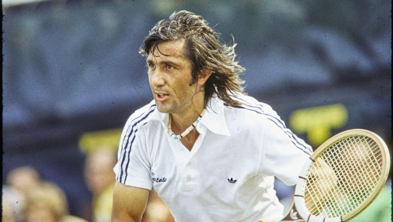 Ilie Nastase was the first tournament debutant to win the ATP Finals.