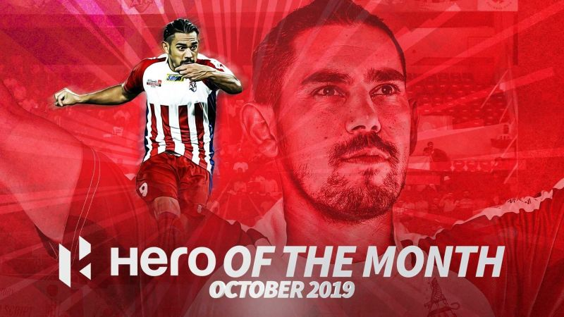 David Williams is the ISL Hero of the Month