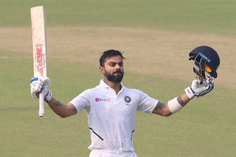 विराट कोहली ने 27वां टेस्ट शतक लगाया (Photo: BCCI)