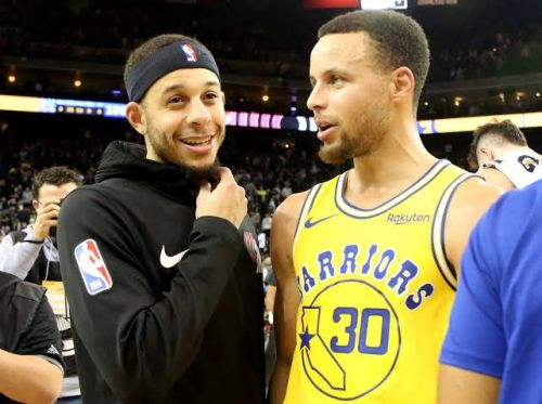 Last season, The Curry brothers clashed in the playoffs for the first time.