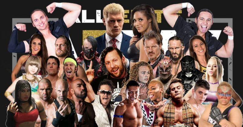 AEW has a dynamic roster