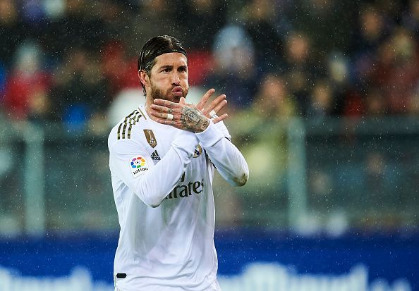 Ramos is one of the greatest players in Madrid