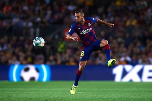 Alba's attacking prowess makes the Barcelona attack that much more lethal