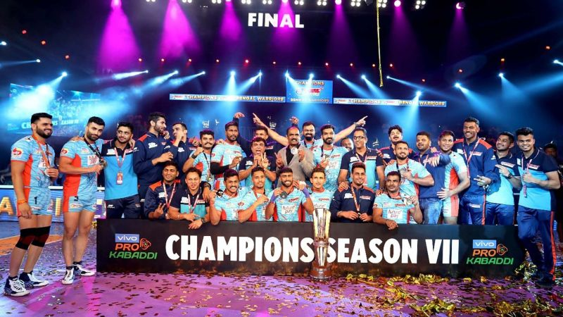 PKL season 7 came to a fitting end when Bengal Warriors beat Dabang Delhi in a thrilling final
