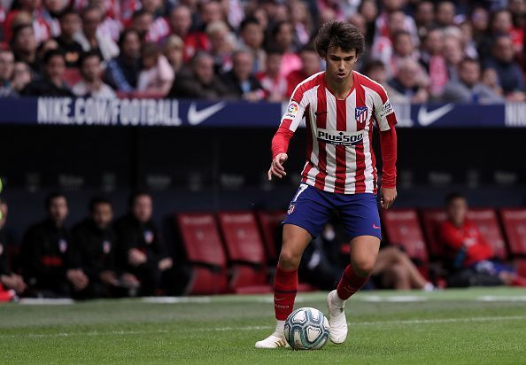 Joao Felix will be back in the starting lineup