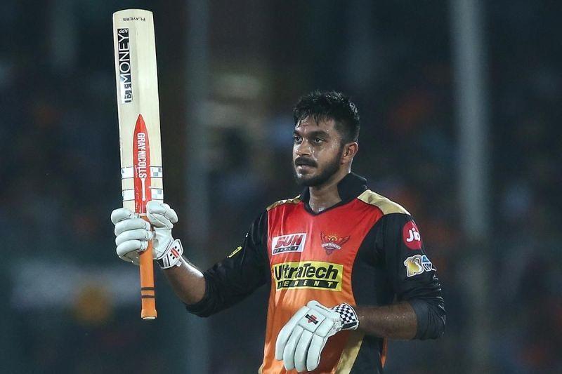 Vijay Shankar was not at his best in IPL 2019