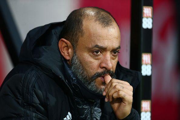 Wolverhampton Wanderers boss, Nuno Espirito Santo