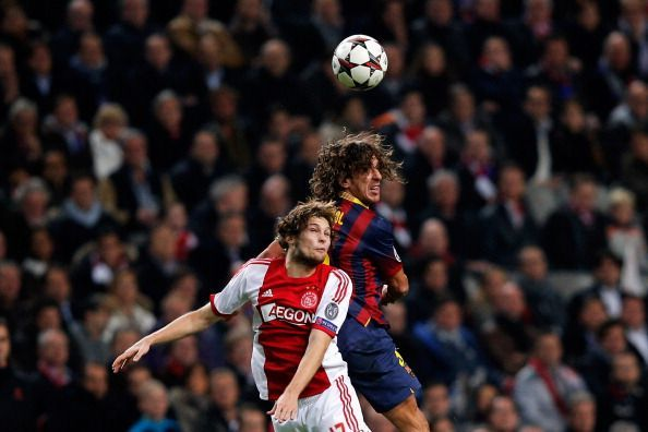 Carles Puyol is the best leader Barcelona has had this decade