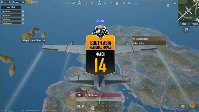 PMCO Fall Split 2019 South Asia Regional Finals Day 3 Match 14.