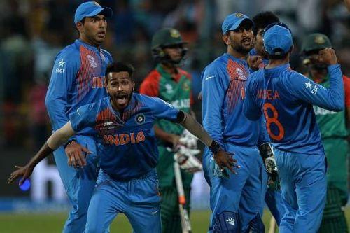 भारत-बांग्लादेश टी20 सीरीज