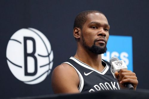 Kevin Durant made the move from Golden State Warriors to the Brooklyn Nets this year