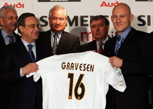 Real's purchase of Thomas Gravesen always felt like an odd one