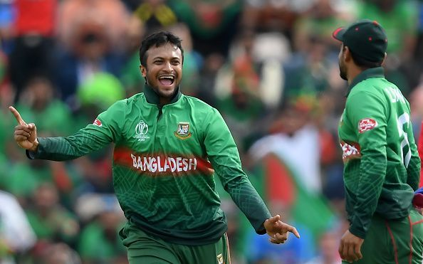 Bangladesh v Afghanistan - ICC Cricket World Cup 2019