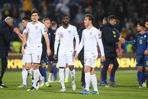 England won their final qualification game 4-0