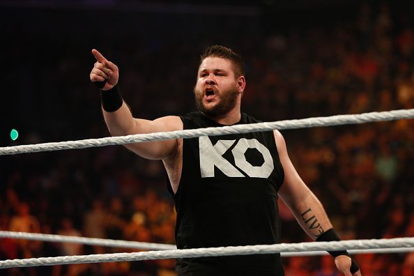 Kevin Owens set to interview Ric Flair at Starrcade.