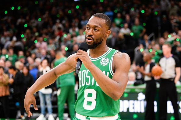 Kemba Walker is excelling for the Celtics following a slow start