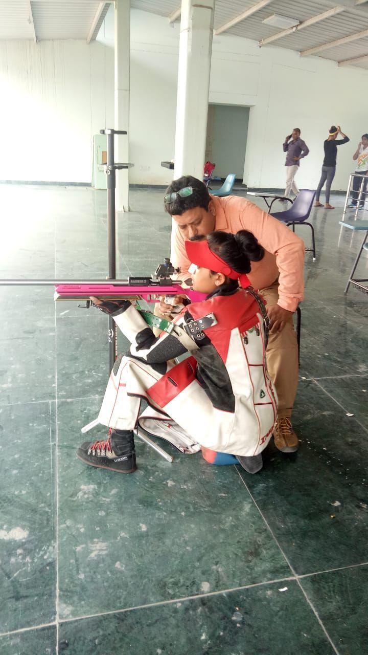 Ayushi Podder and Pankaj Podder