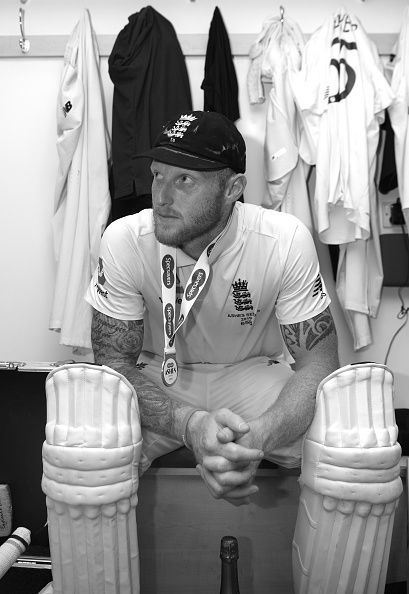 Ben Stokes after the win