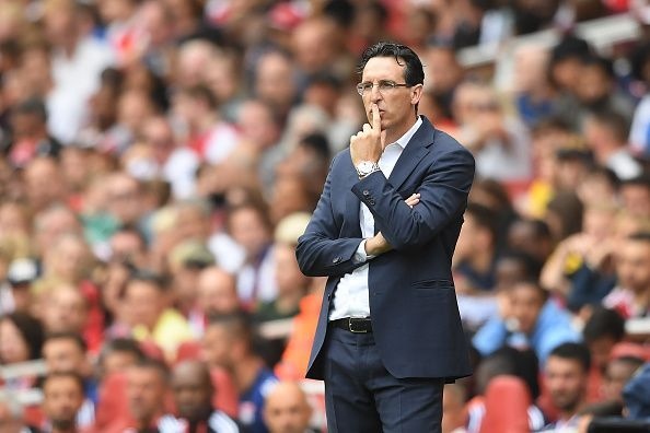 Unai Emery has been sacked as Arsenal boss after 18 months in charge of the club