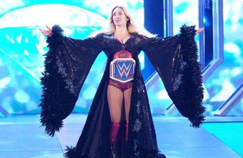10 Time Women's Champion Charlotte Flair