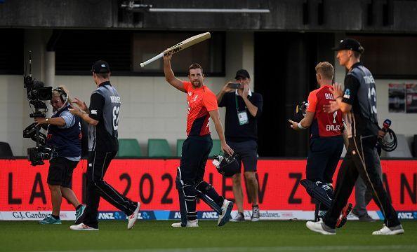 New Zealand v England.