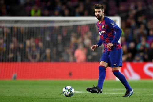 Pique has been at Barcelona for over a decade now