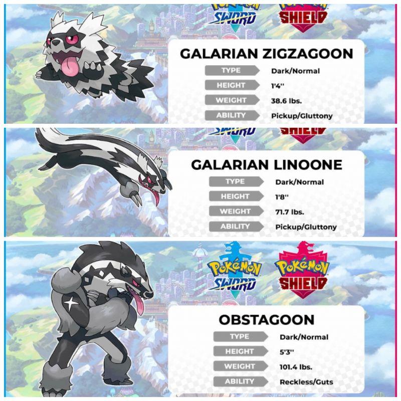 The three evolutions