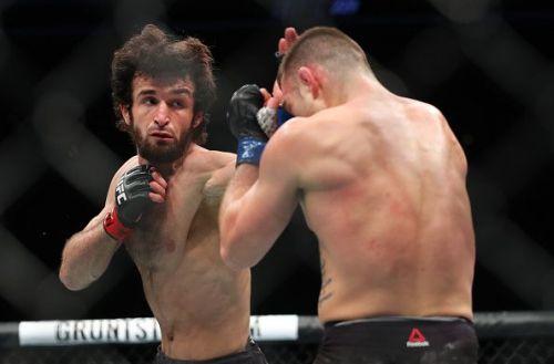 UFC 223: Nurmagomedov v Iaquinta.