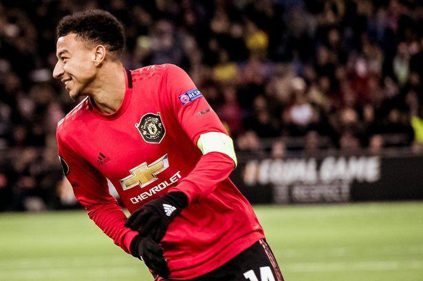 United were defeated despite Jesse Lingard