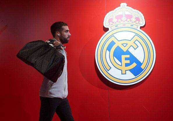 Carvajal is one of the most underrated players in this Madrid team