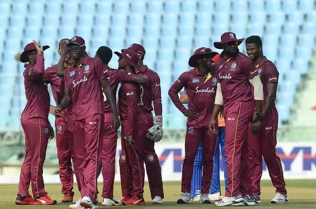 West Indies will be hoping for a comeback against India.