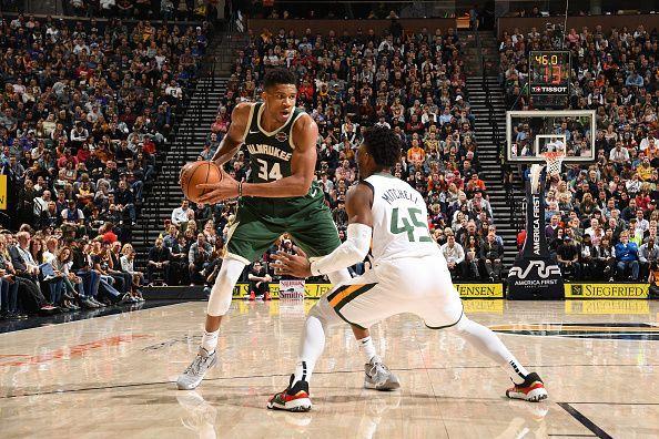Giannis Antetokounmpo will once again lead the offense for the Milwaukee Bucks
