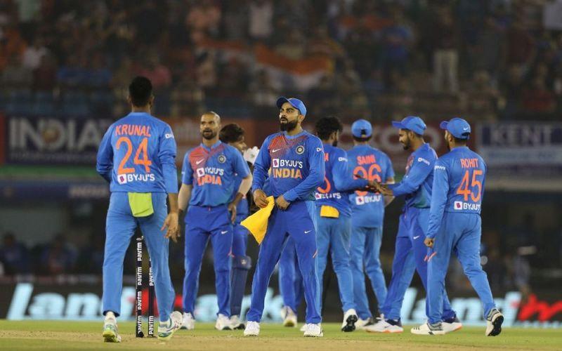 भारतीय टीम में कोहली ने आराम के बाद की वापसी  (Photo: BCCI)