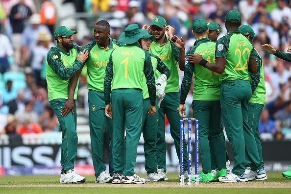 South Africa have had a horror year.
