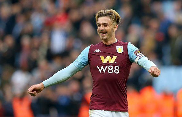 Will Aston Villa captain Jack Grealish be named in Gareth Southgate