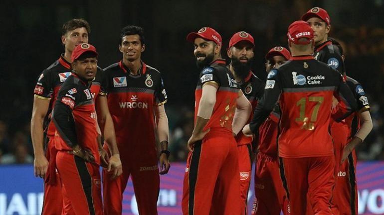 रॉयल चैलेंजर्स बैंगलोर ने काफी खिलाड़ियों को रिलीज