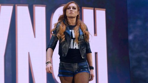 Becky Lynch could verbally attack Baszler as the leader of the women's roster