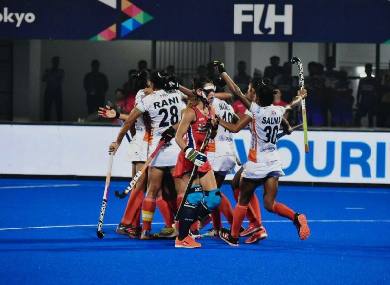 The Indian eves are on the verge of history