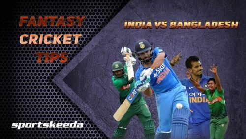 India v Bangladesh Dream11 Fantasy Tips