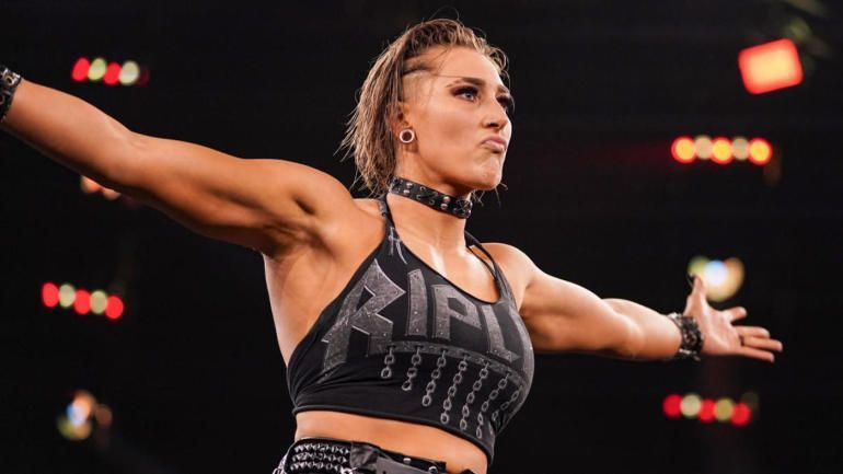 Ripley is being positioned as a big part of NXT.