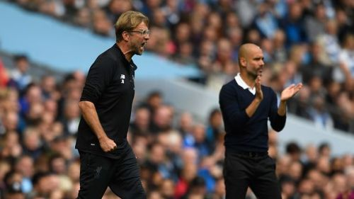 Manchester City v Liverpool - Premier League Raheem Sterling