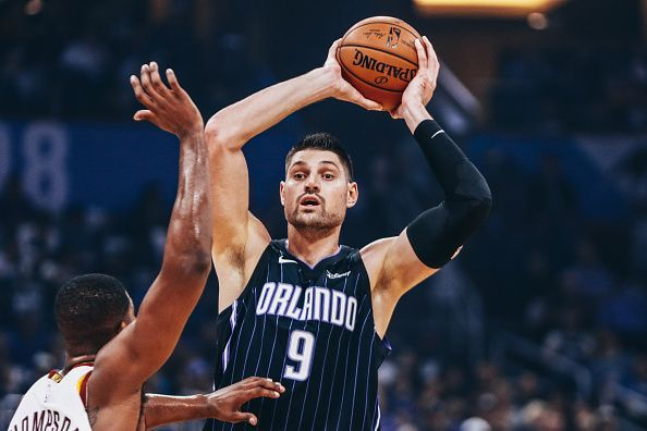 Nikola Vucevic is among the players facing spells on the sidelines due to injury