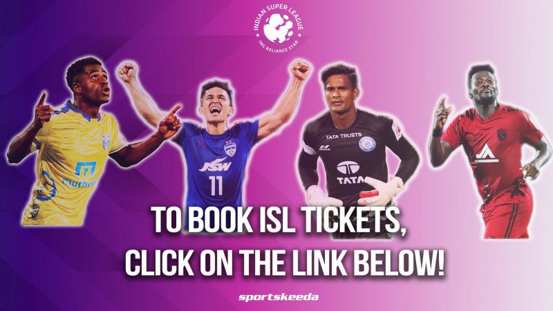 ISL Tickets - Buy them online today