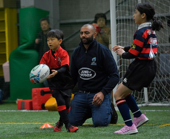 Impact Beyond Grassroots Festival with Michael Leitch And George Gregan