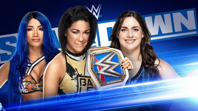 Will Nikki Cross become the final member of Team SmackDown?