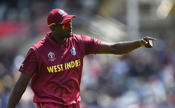 Holder is a vital cog in the West Indian wheel