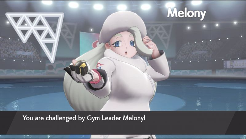 Melony, the Ice-type leader